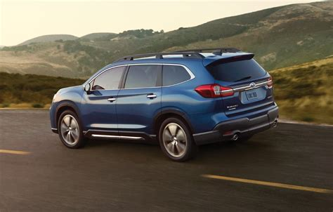 2020 Subaru Ascent Rumors by 2020 Subaru Ascent Price Specs And Review Efficient