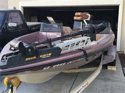 used ranger bass boats for sale in usa 1984 ranger bass boat for sale