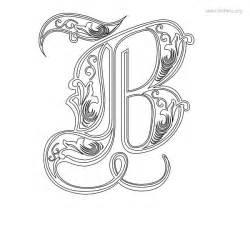 decorative lettering templates image gallery decorative b