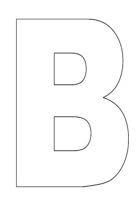 Alphabet Letter B Template For Kids Jpg 1600 215 2400 Alphabets Pinterest Alphabet Letters Printable Letter Template