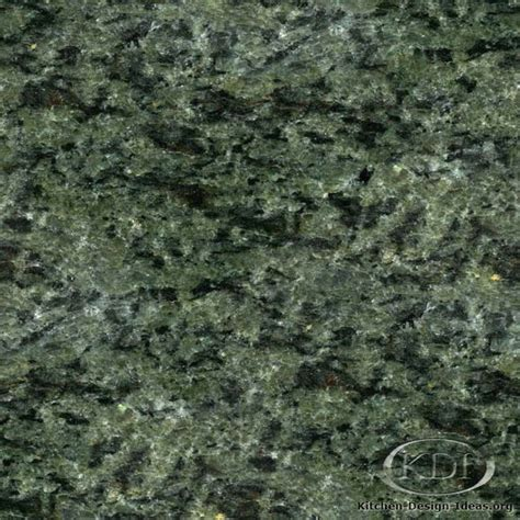 Green Granite Countertop by Mountain Green Granite Kitchen Countertop Ideas