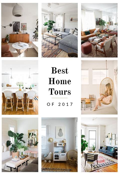 top 10 favorite blogger home tours the best home tours of 2017 glitter guide