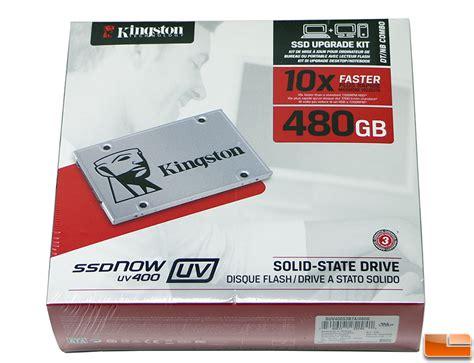 Kingston Ssdnow Uv400 480gb kingston uv400 480gb tlc ssd review legit