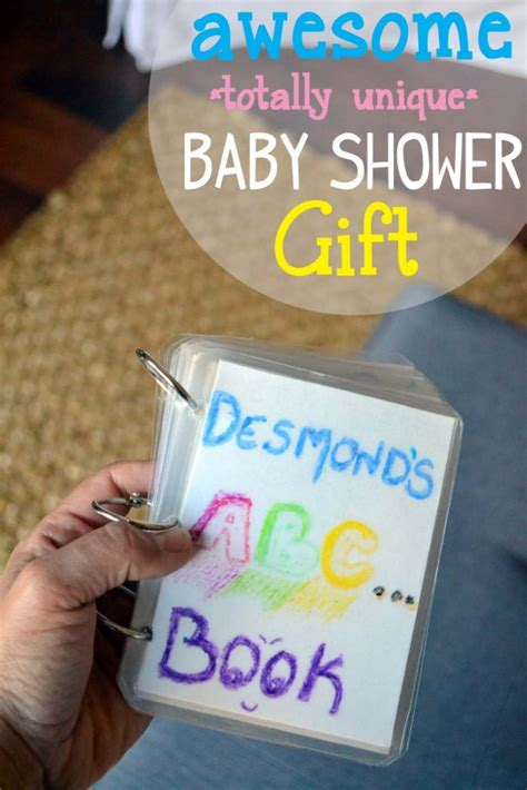 Awesome Baby Shower Gift Ideas by Awesome Sentimental Baby Shower Gift Craft