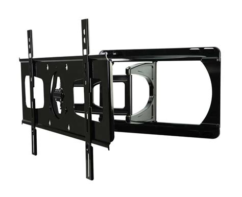 beautiful articulating tv wall mount in spaces amazon com peerless slim articulating wall arm 37 55