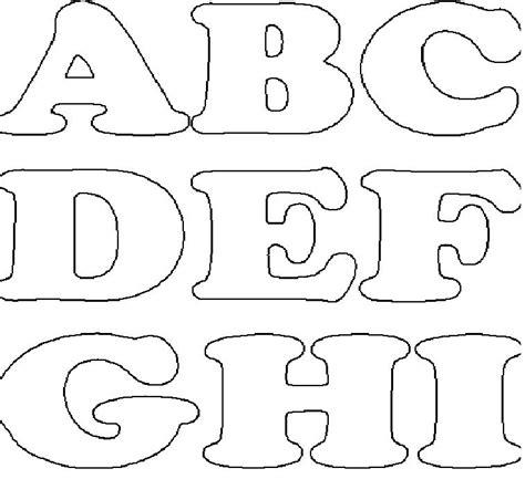 molde letras pesquisa moldes
