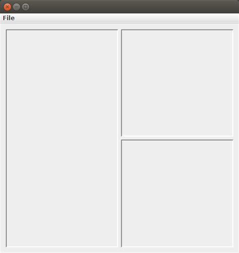 java layout managers stack overflow java what layout manager can make a paneled gui stack