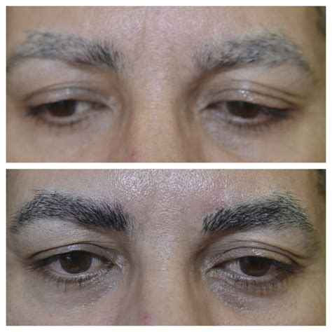 permanent makeup for men eyebrow tattoo for men natural you