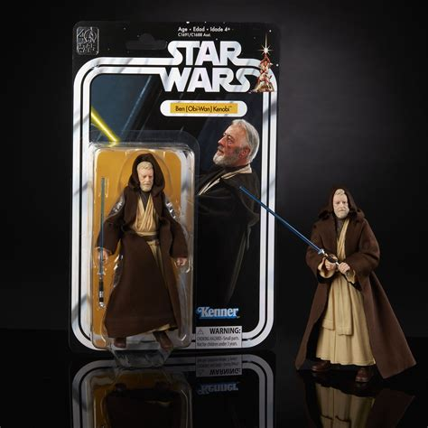 Ori Hasbro Black Series Wars Obi Wan Kenobi Exclusive Sdcc 2016 wars the black series 77 carded figures 40th anniversary ben obi wan kenobi