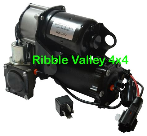 land rover discovery 3 hitatchi type air suspension compressor lr023964 relay ebay