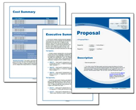 Federal Grant Template Pack For Government Grants Downloadable