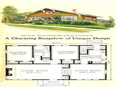 bungalow house floor plans sears craftsman bungalows small craftsman bungalow house