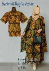 Hem Sanjaya Kuning Batik Cowok Xl grosir baju batik pekalongan busana batik pekalongan murah