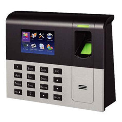 Mesin Absensi Detection jual mesin absensi sidik jari icon ua200 harga murah