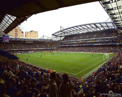 chelsea stadium papel de parede fc chelsea stadium imagem do futebol