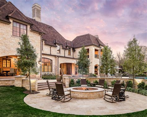 houses with big backyards outdoor entertaining fire pit design backyard ideas