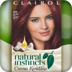 clairol instincts hair color clairol instincts crema keratina hair color kit
