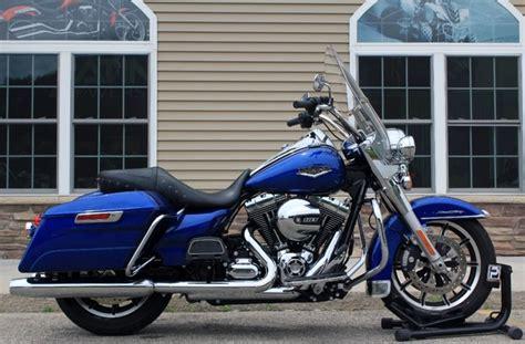 2015 Harley Davidson® FLHR Road King® (Superior Blue), Rockford, Michigan (688415)   ChopperExchange