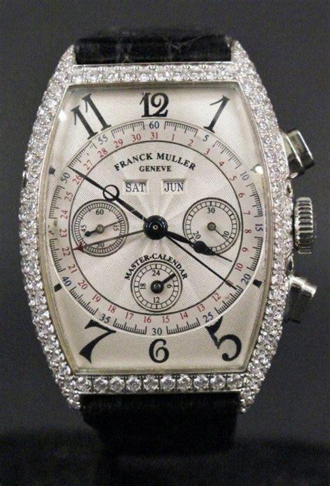 Frank Muller Black White Gold 17 best images about franck muller watches master of
