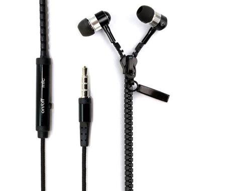 Headset Zipper buy zipper earphones india