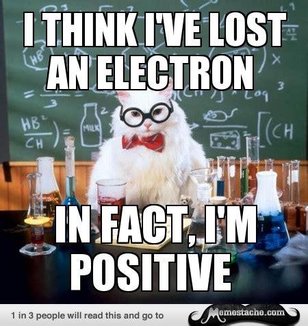Professor Cat Meme - science memes tech savvy literacy
