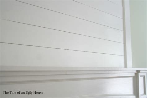 Primed Shiplap Ship A Fireplace The Tale Of An House