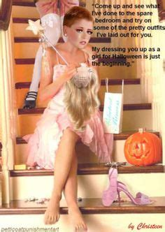 caption forced sissy makeover 1000 images about love feminization on pinterest tg
