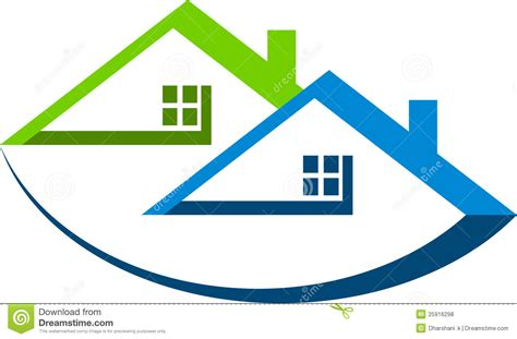home logo royalty free stock photos image 25916298