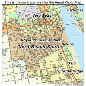 map of vero florida aerial photography map of vero south fl florida