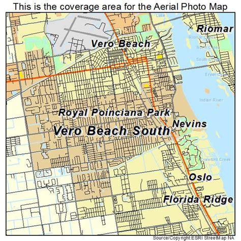 map of vero florida area aerial photography map of vero south fl florida