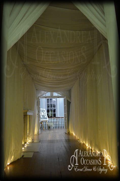 drape hire london tunnel drape hire london essex hertfordshire bedfordshire