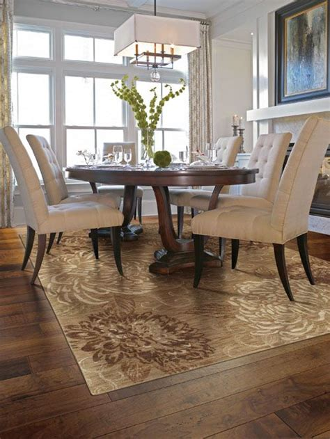 Area Rugs In Dining Rooms by Looking For The Rug To Ground Your Dining Room