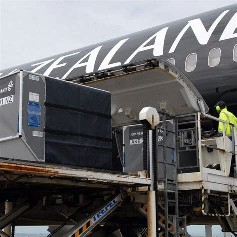 air new zealand lovely new ake ld3 containers nordiskaviation cargo airlines air new zealand