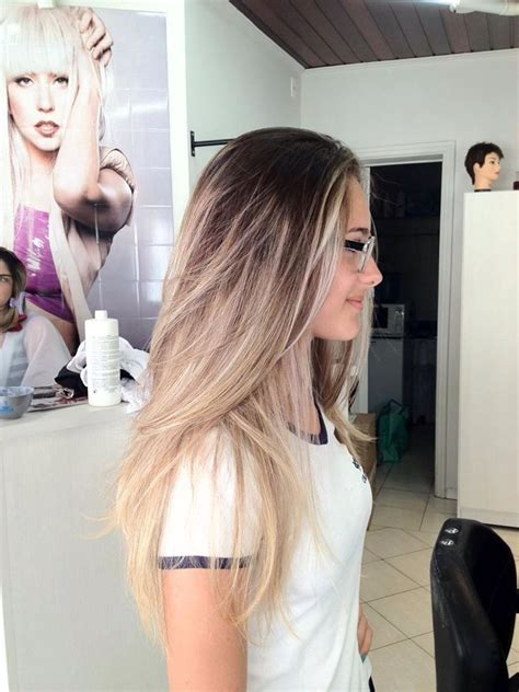 ombre hair growing out hairstyles for growing out dyed hair hair