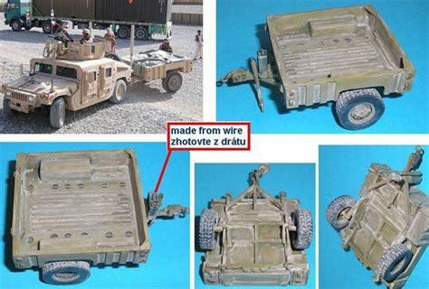 Swiss Army S 1101 1 35 u s army cargo trailer m 1101 scale