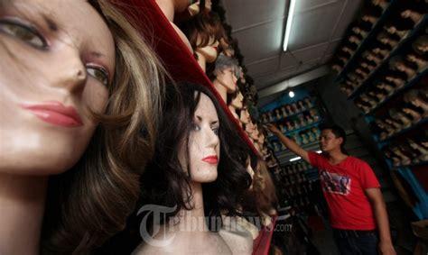 Rambut Sambung Di Salon Strawberry Bandung keriting rambut di bandung harga grosir murah dijual