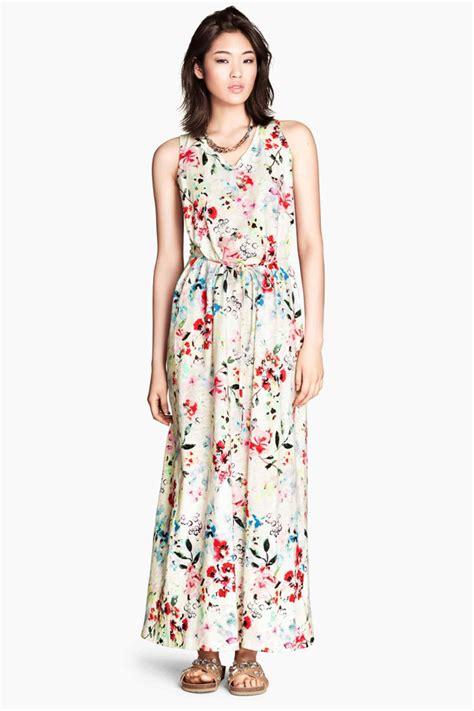 Robe Longue H M - robes 233 tonnantes robe longue ete 2015 h m