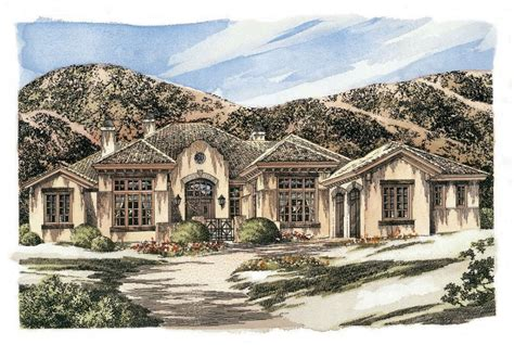 southwestern home house plans southwestern home design houseplansblog