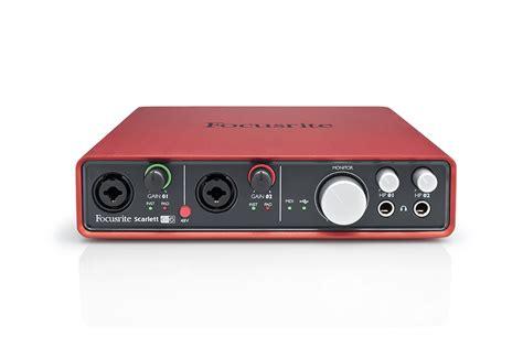 console dj economiche avis d utilisateurs focusrite 6i6 audiofanzine