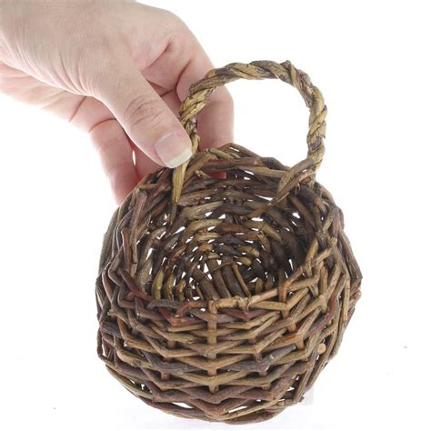 wall hanging basket baskets buckets boxes home