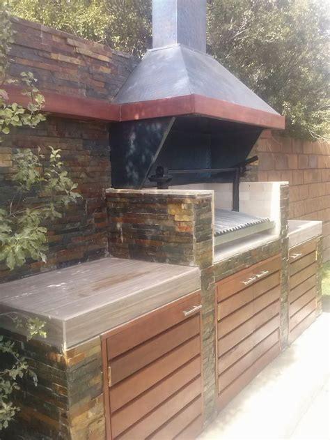 ideas  asadores  jardin  pinterest asadores de patio asadores  patio