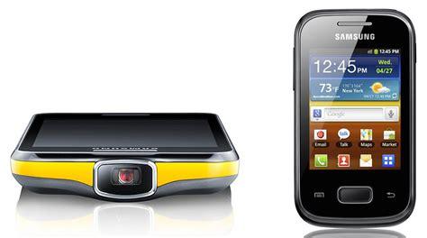 Hp Samsung Android C3 mobilprojektor och miniandroid datormagazin