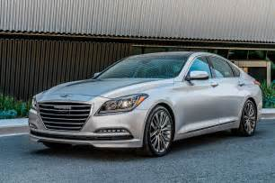Hyundai Expensive 2017 Genesis G80 Is 2 650 More Expensive Than Hyundai