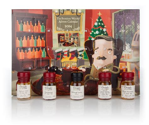 Whiskey Advent Calendar Drinks By The Dram Launches Whisky Advent Calendars