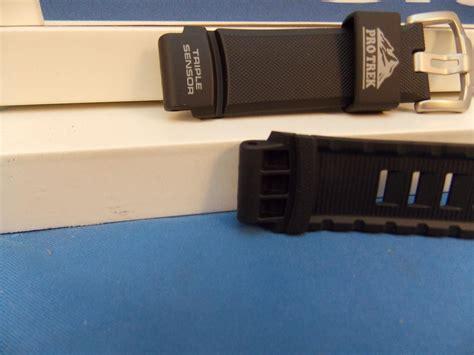 Casio Protrek Prw 6000 Black casio protrek prw 6000 band