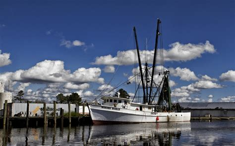 shrimp boat nc 301 moved permanently