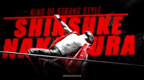 the king of style shinsuke nakamura king of strong style by reddevilcarlo on
