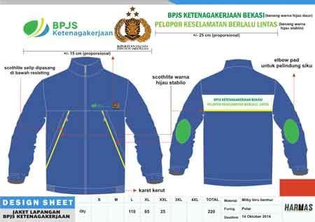 contoh design jaket motor konfeksi jaket motor konveksi seragam kantor seragam kerja