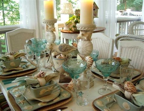 summer table settings dining outdoors and summer table settings
