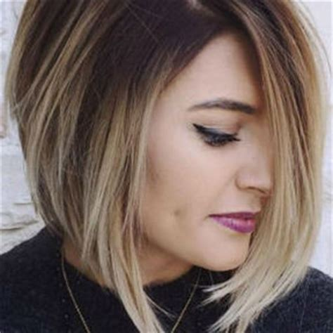 coiffure femme 2017 carr 233 plongeant